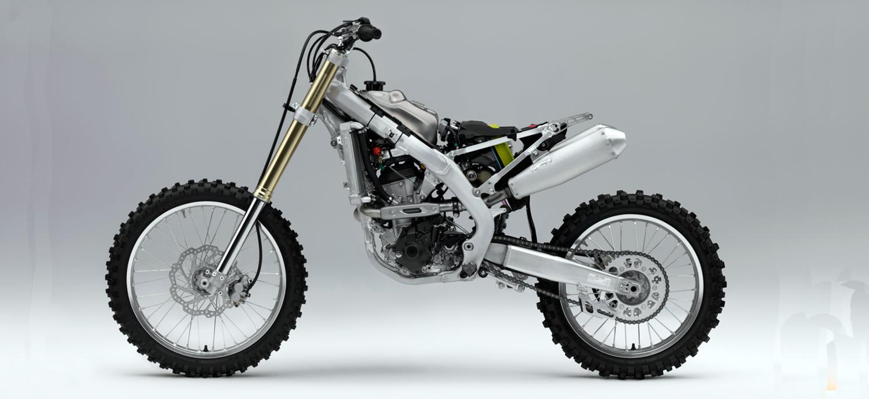 Modifikasi Motor Trail Honda Sonic 150r Trail Bike Tanpa Ubah